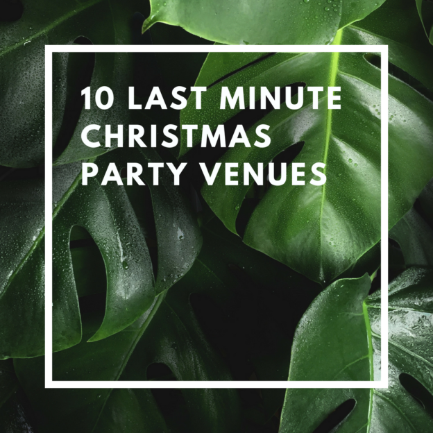 10 last minute christmas party venues