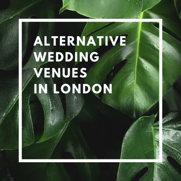 alternative wedding venues in london