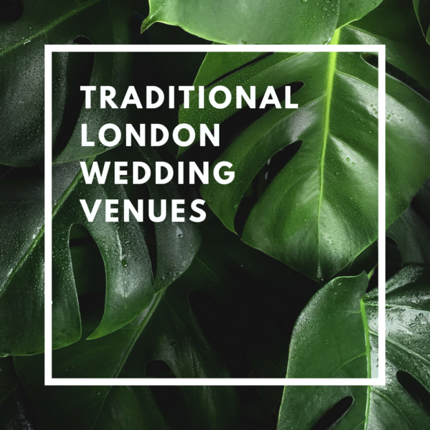 traditional london wedding venues