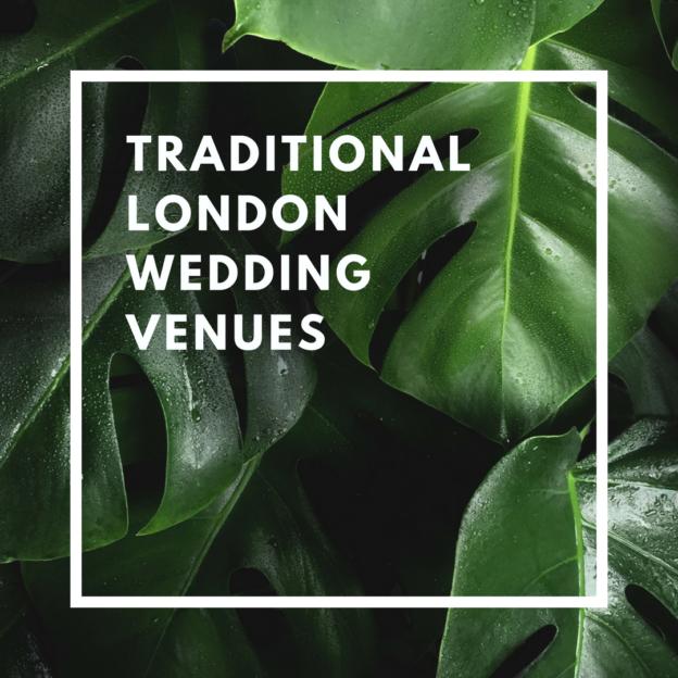 traditional london wedding venues