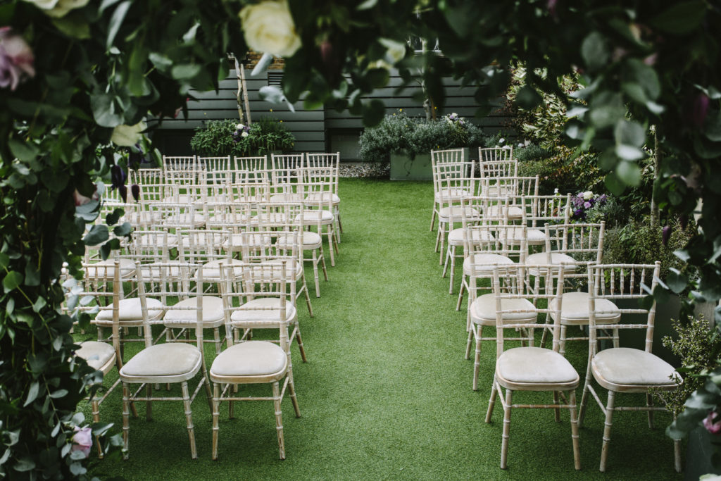 Traditional Outdoor Wedding Venues In London