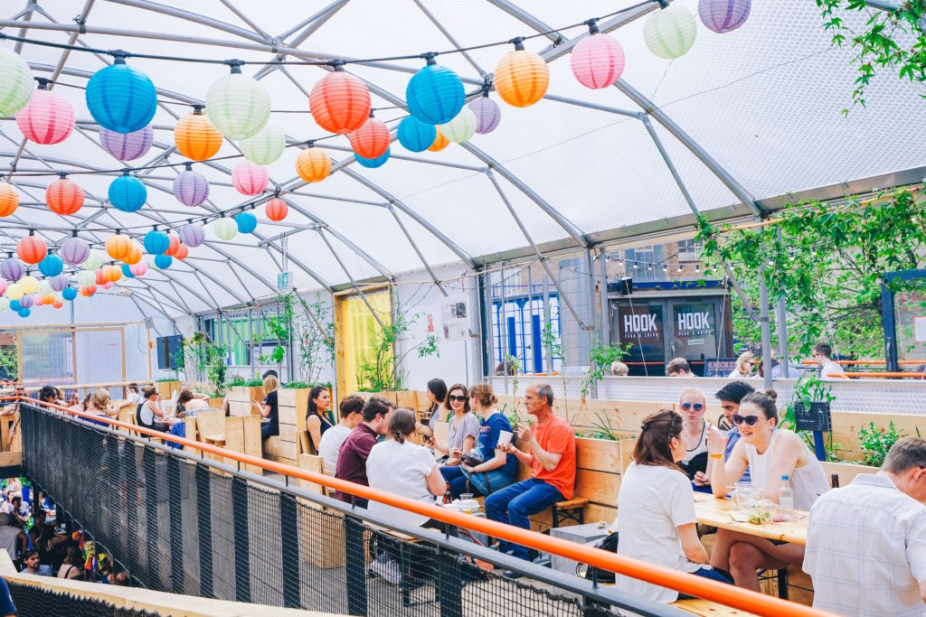Pop Brixton - Canvas Events