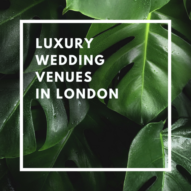 luxury wedding venues in london