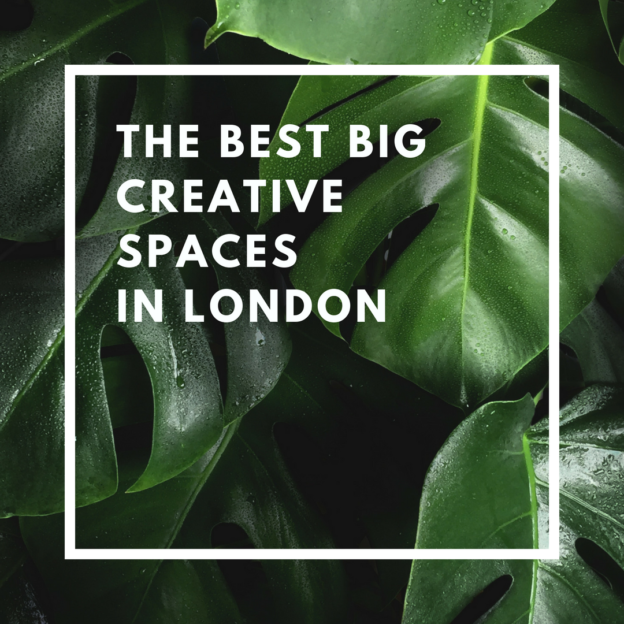 the best big creative spaces in london