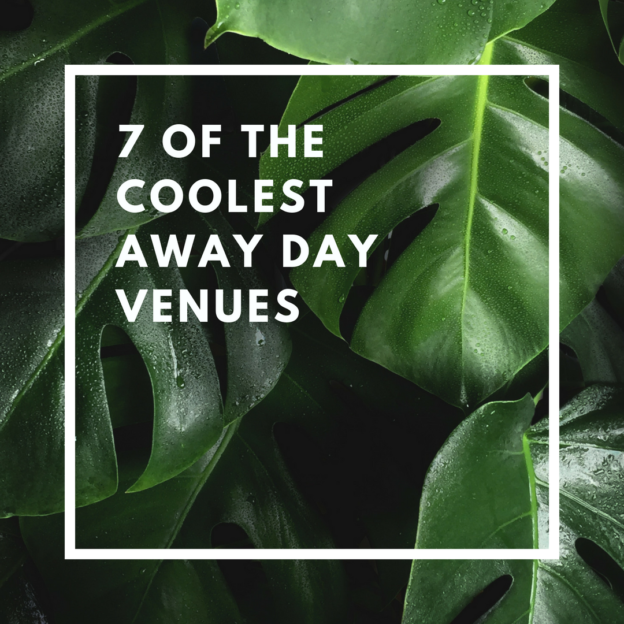 7 of the coolest away day venues