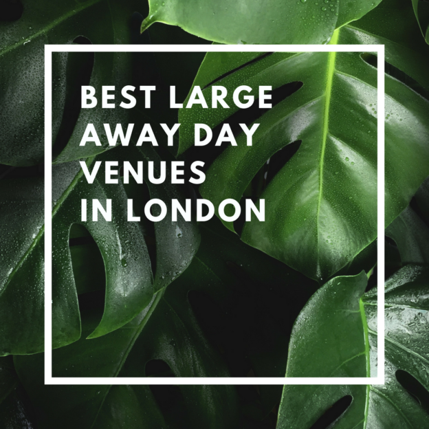 best large away day venues in london