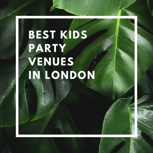 best kids party venues in london