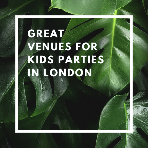 great venues for kids parties in london