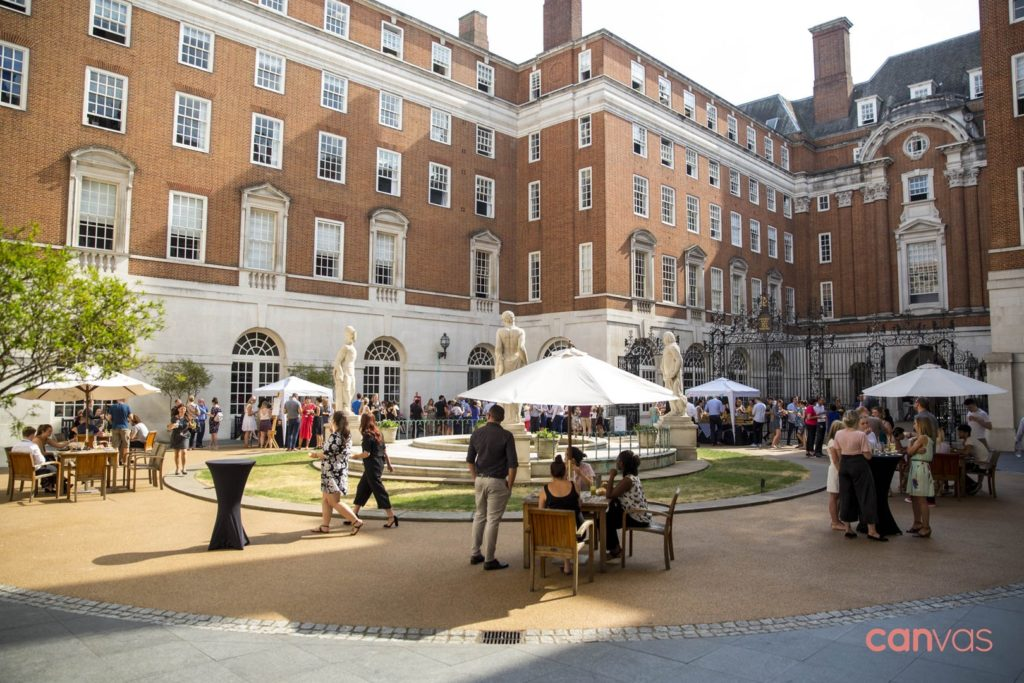 bma house bbq party
