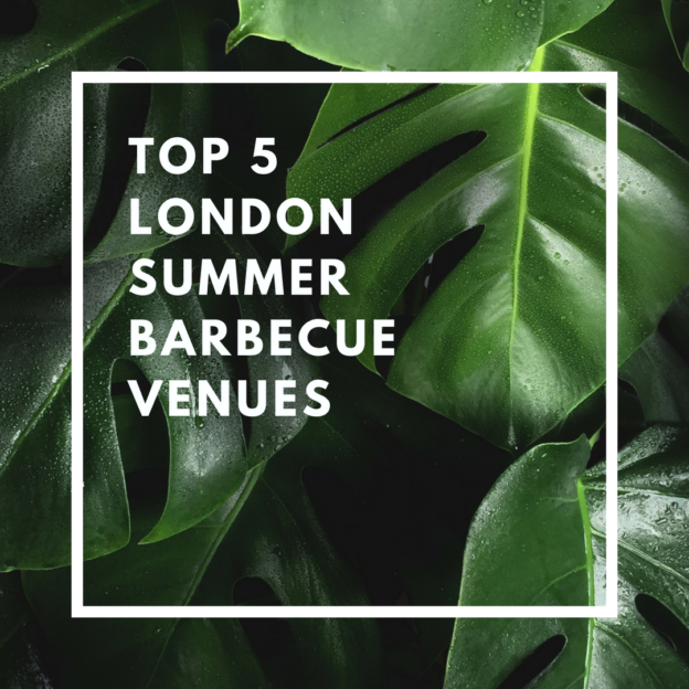 top 5 london summer barbecue venues