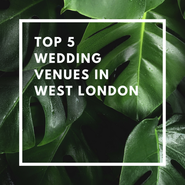top 5 wedding venues in west london