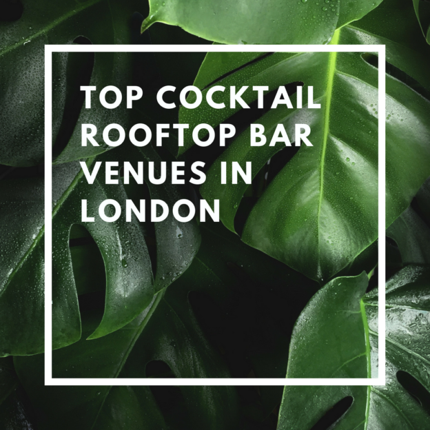 top cocktail rooftop bar venues in london