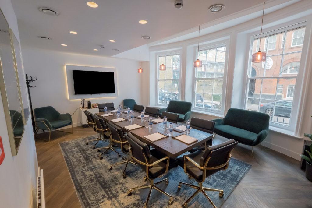 Dome Boardroom