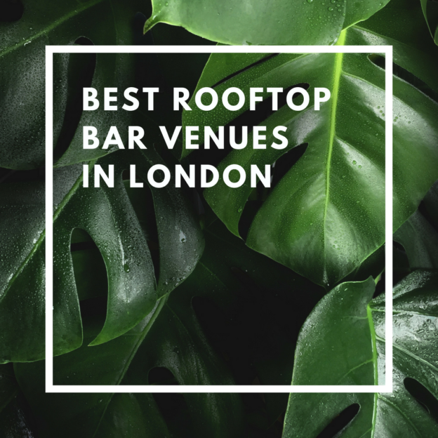 best rooftop bar venues in london