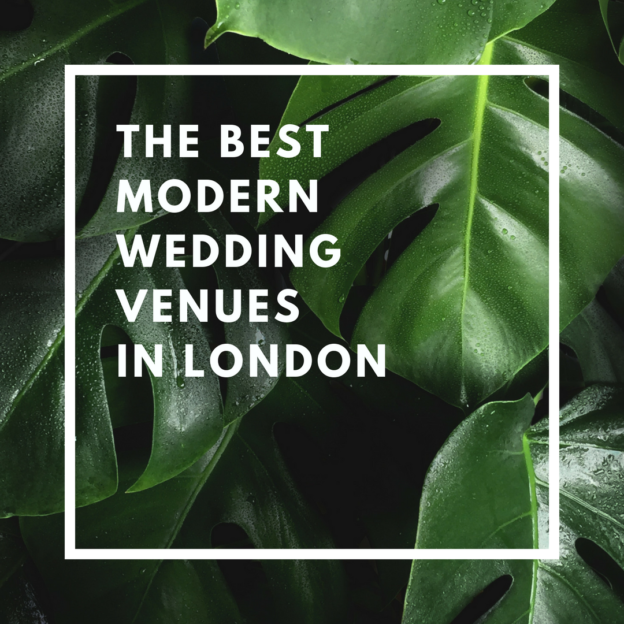the best modern wedding venues in london