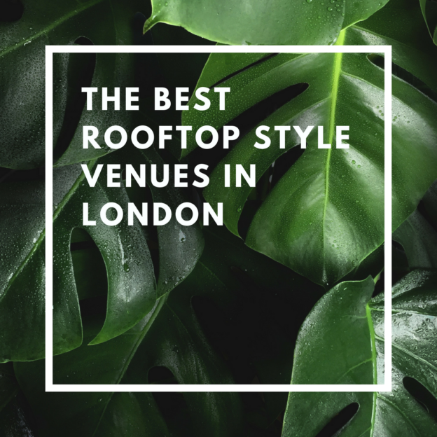 the best rooftop style venues in london