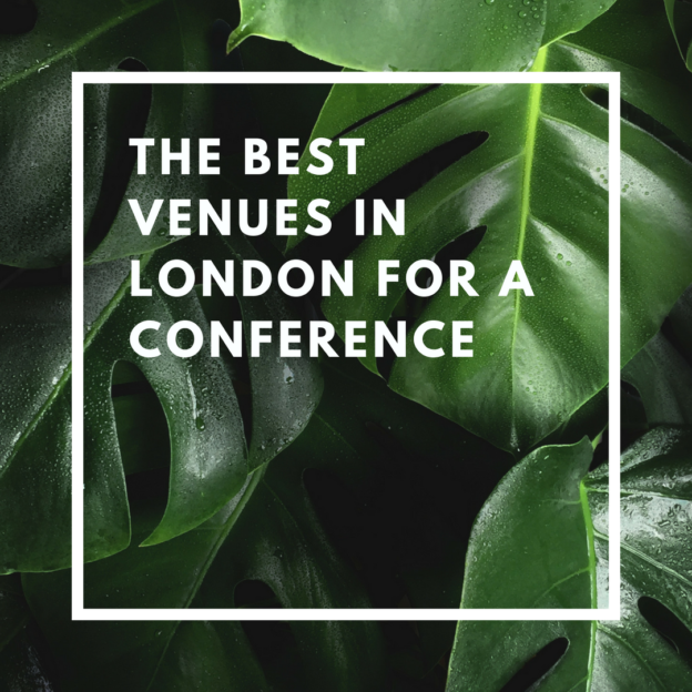 the best venues in london for a conference