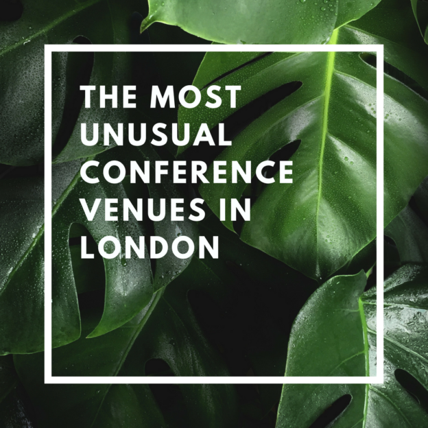 the most unusual conference venues in london