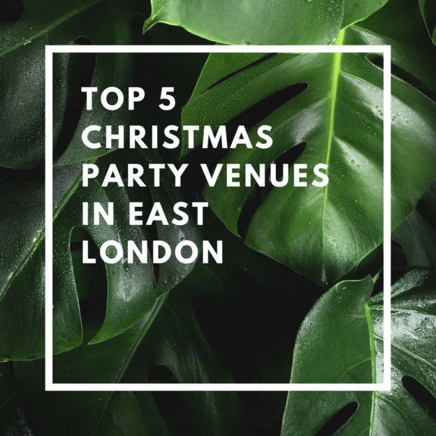 top 5 christmas party venues in east london