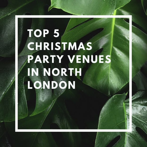 top 5 christmas party venues in north london