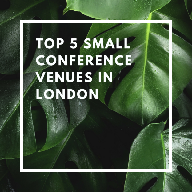top 5 small conference venues in london