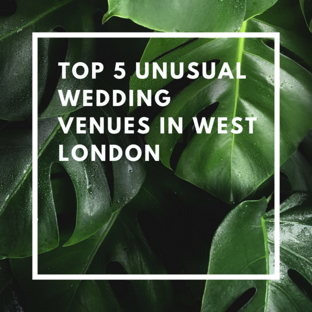 top 5 unusual wedding venues in west london