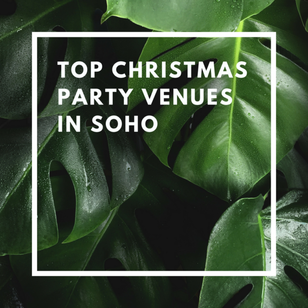 top christmas party venues in soho