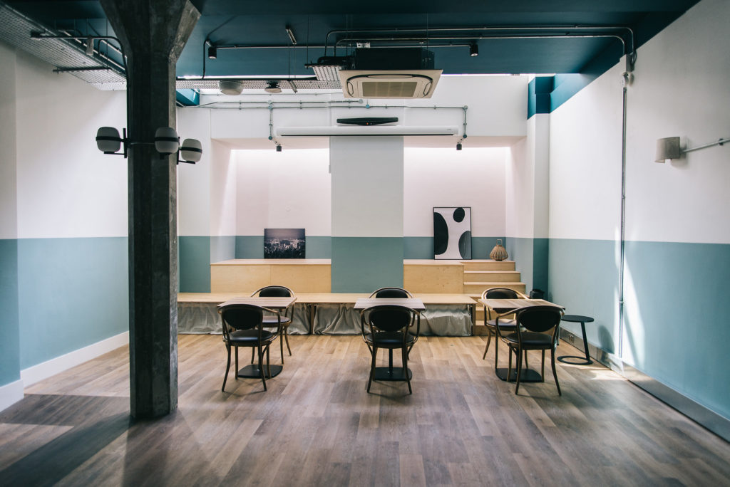 campfire shoreditch meeting rooms