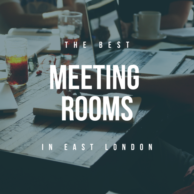 best meeting rooms in east london