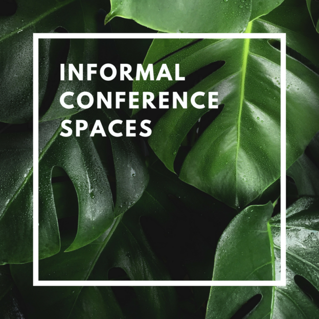 informal conference spaces