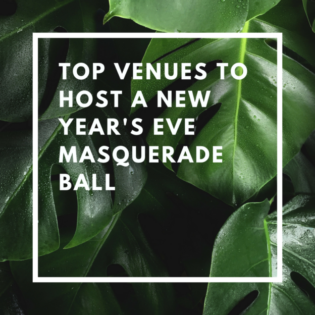 top venues to host a new year's eve masquerade ball