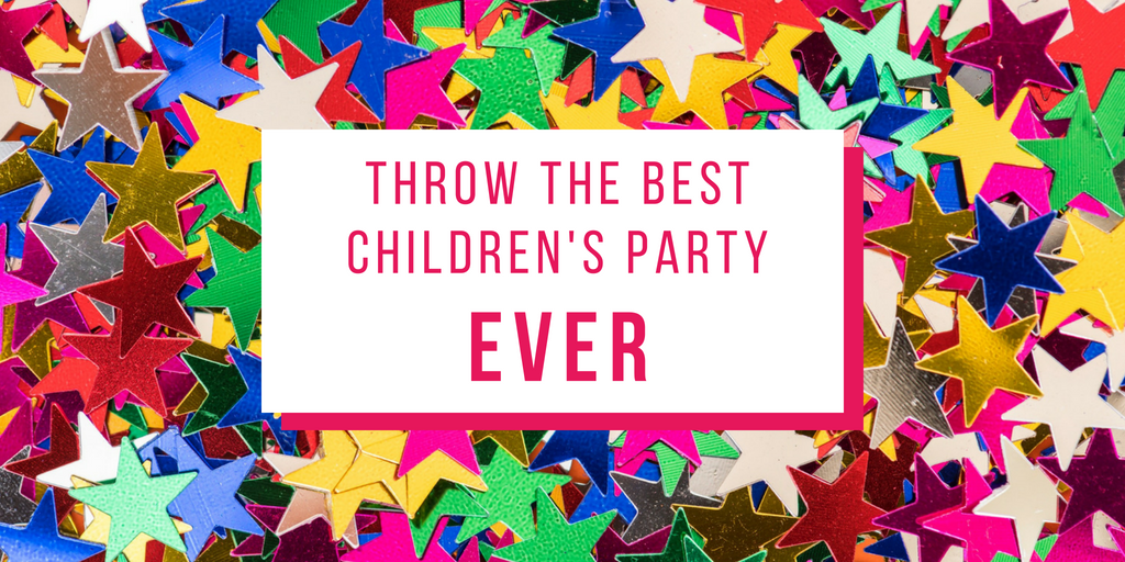 throw the best childrens party ever - mystical fairies - canvas events