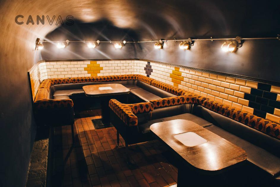 Perfect Christmas party venues in Soho