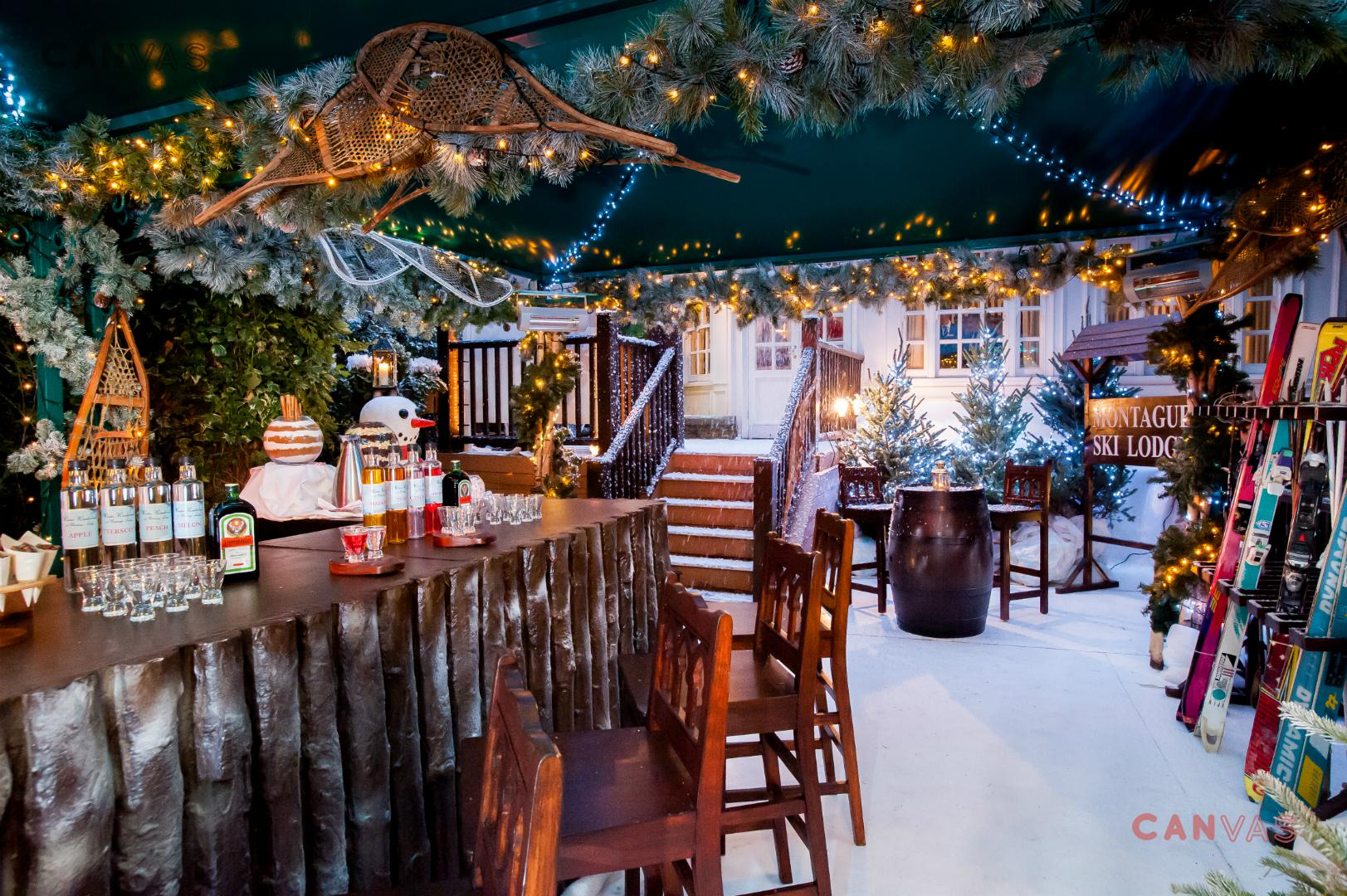 Get a taste of Apres Ski in this unique Winter pop up in central London