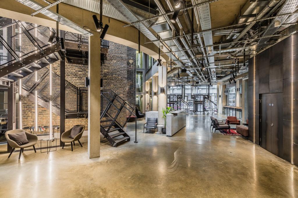 the stanley building trendy venues kings cross