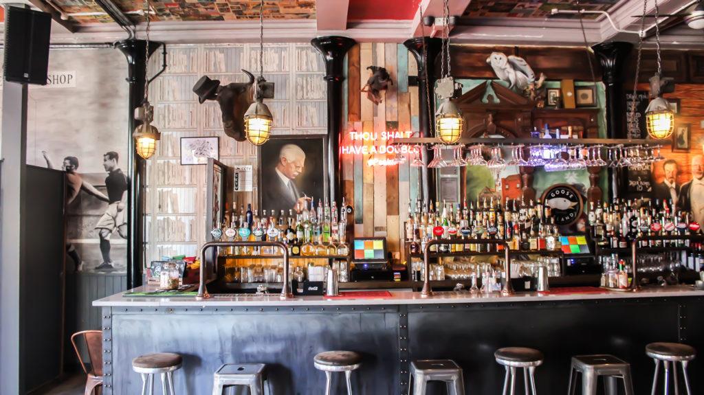 cornershop bar party hire
