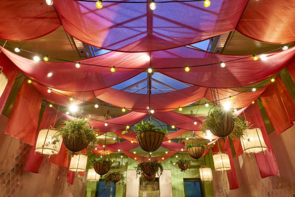 cinnamon bazaar party hire