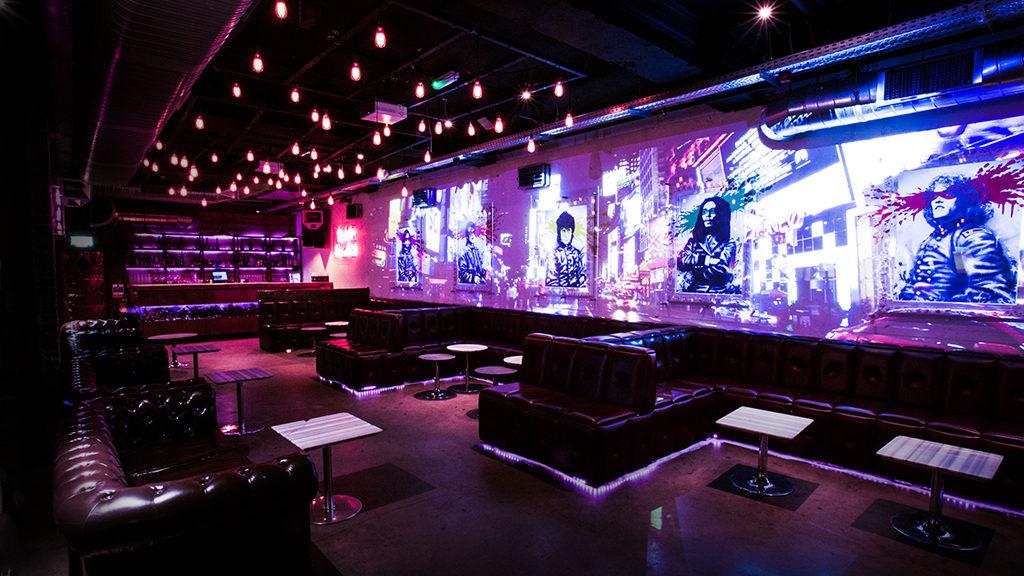 beat party venue hire