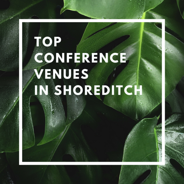 top conference venues in shoreditch