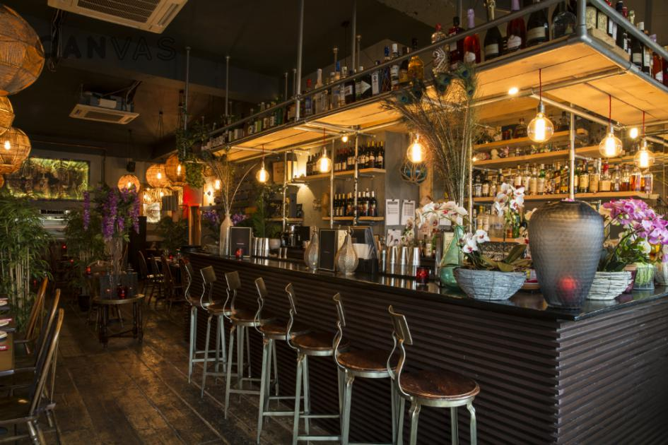 Unique private dining venues in West London