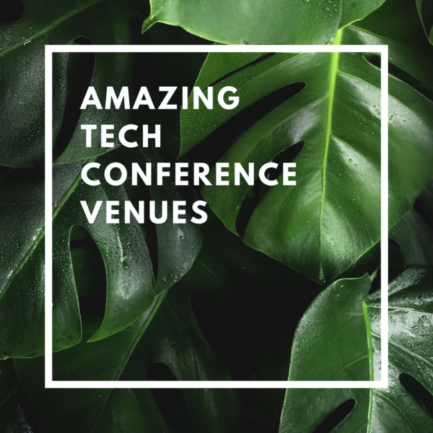 amazing tech conference venues