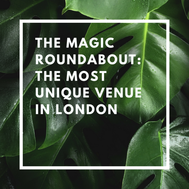 magic roundabout most unique venue in london