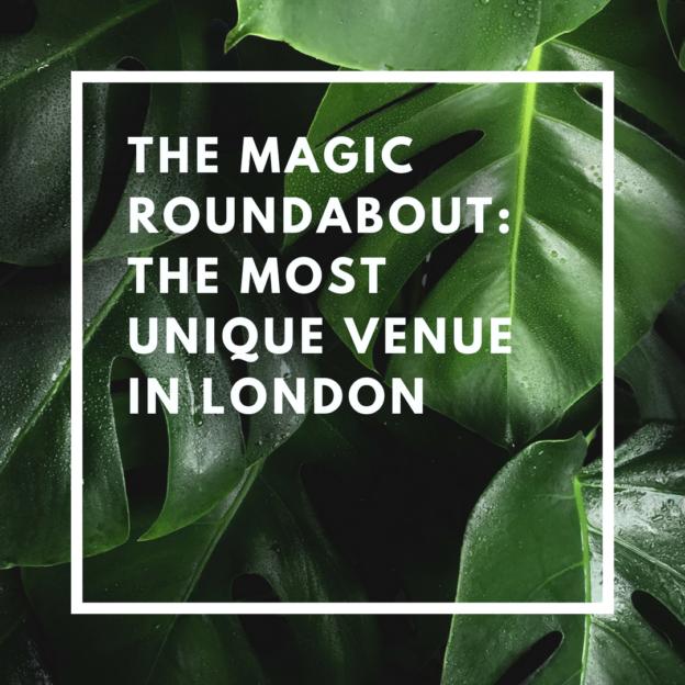 magic roundabout most unique venue in london