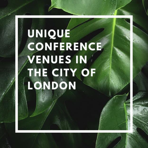 unique conference venues in the city of london