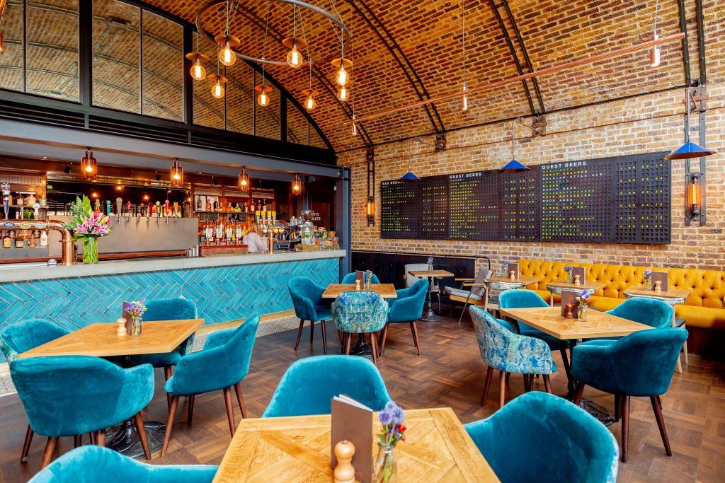 brewhouse and kitchen hoxton trendy venues shoreditch