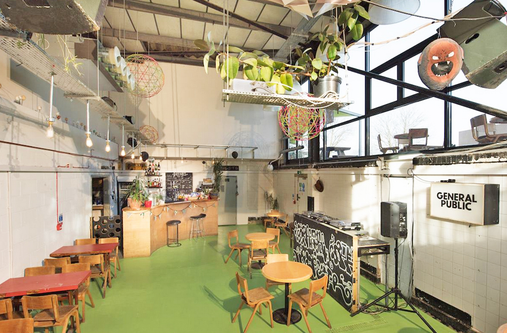 grow hackney wick venues