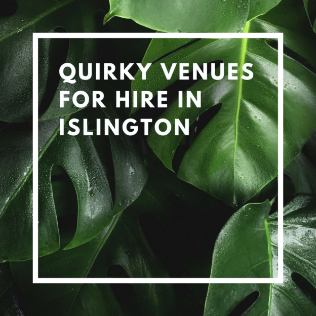 quirky venues for hire in islington