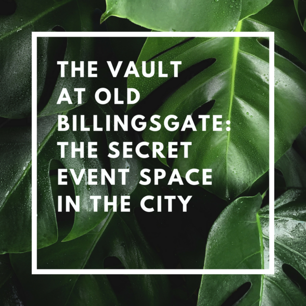 the vault at old billingsgate secret event space