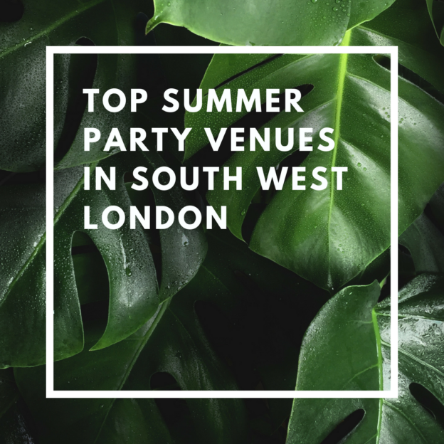 top summer party venues in south west london