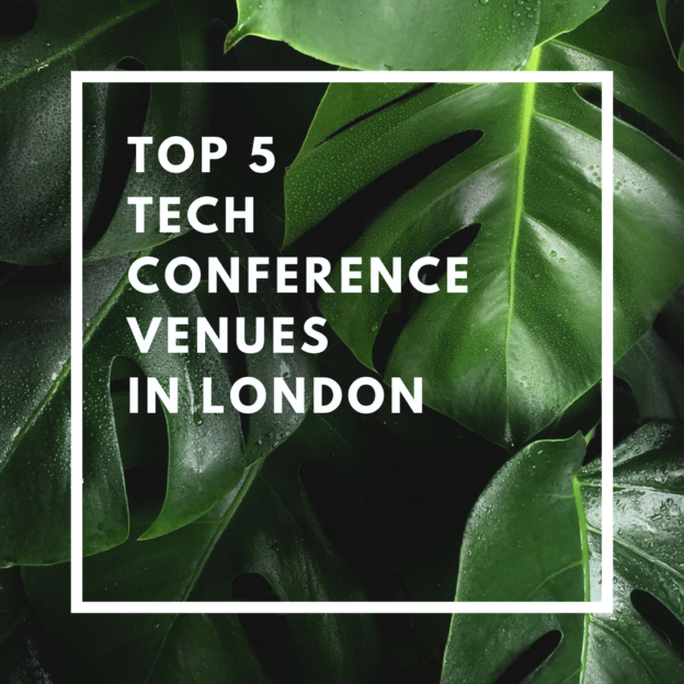top 5 tech conference venues in london